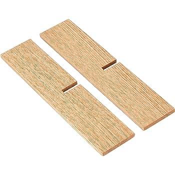 松屋漆器店 白木塗タモ製四つ切仕切り6.0寸重箱用