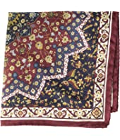 Eton - Persain Carpet Print Pocket Square