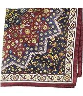 Eton - Persain Carpet Print Pocket Square