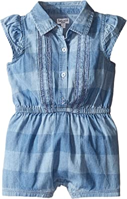 Splendid Littles - Gingham Check Romper (Infant)