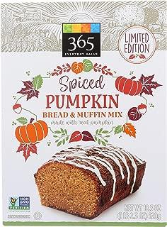 365 Everyday Value, Pumpkin Bread & Muffin Mix, 18.3 oz