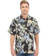 Tommy Bahama - Big Island Blooms Tortola Silk Camp Shirt
