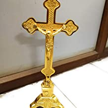 Sf Wall Decorations Brass Aftaba Size : L Colour :Brass
