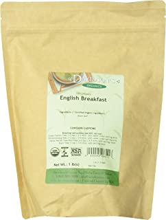 Davidson's Tea Bulk, English Breakfast, 16 Ounce