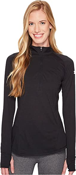 Under Armour - Swyft 1/2 Zip Long Sleeve Running Shirt