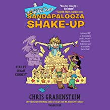 Sandapalooza Shake-Up: Welcome to Wonderland, Book 3