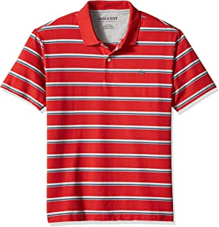 Men's Performance Polo Short Sleeve