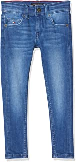 Tommy Hilfiger Simon Skinny Brbst Jeans para Niños