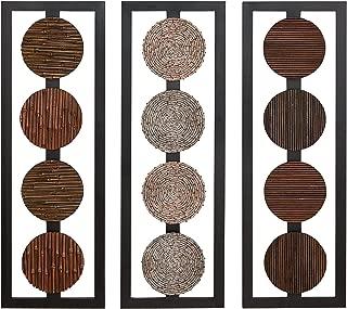 Deco 79 68212 Wood Wall Panel Anytime Wall Decor Refresh