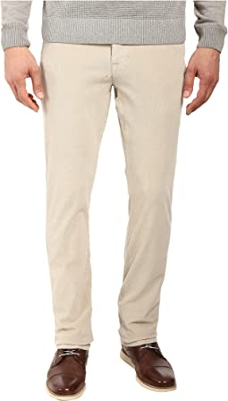 Sunny Stretch Corduroy Five-Pocket Pants