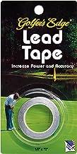 "Unique Sports Golf Lead Tape 1/2-inch Wide x 72"""