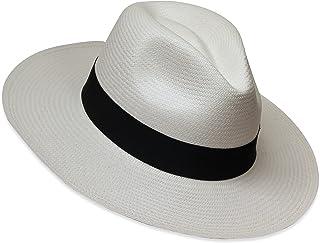 Panama Hat Straw Paper Fedora Mens Ladies New Cream Sun Beach Holiday Summer