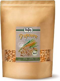 Biojoy Maiz para palomitas orgánico, sin OGM (2 kg)