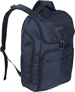 Kenneth Cole Reaction Top Zip Laptop with USB Port (RFID) Backpack