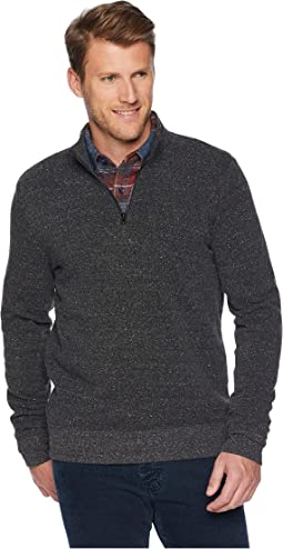 Chad 1/2 Zip Mock Neck