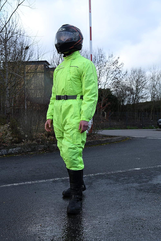 Oxford Regen Dichtring Allwetter Überjacke Fluoreszierend S Auto