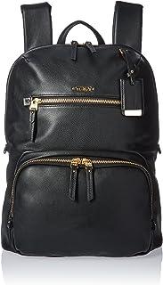 TUMI Voyageur系列 女式 时尚双肩背包 017001D 黑色 27.5*15.5*36cm