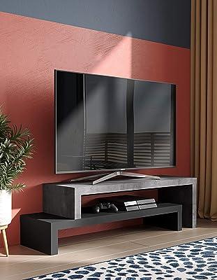 TemaHome Cliff 120/120 - Mueble para televisor (125/235 x 38 x 20 ...
