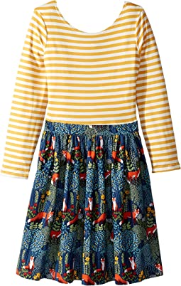 Fox Abbie Dress (Toddler/Little Kids/Big Kids)