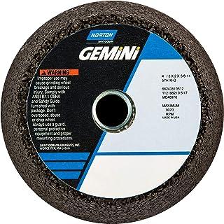 4 in Diameter 1//4 in Center Hole Arbor Attachment Medium Grade 27984 3M Scotch-Brite XL-UW Unitized Aluminum Oxide Medium Deburring Wheel PRICE is per CASE 1//4 in Thickness