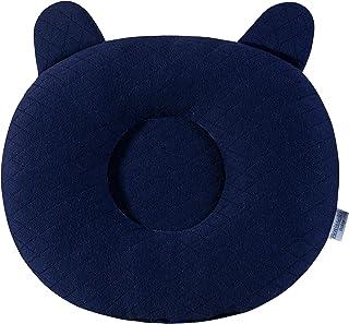 Travesseiro anatomico matelado - marinho, Batistela Baby, Azul marinho