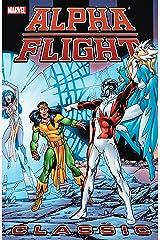 Alpha Flight Classic Vol. 3 (Alpha Flight (1983-1994)) Kindle Edition