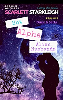 Hot Alpha Alien Husbands: Daxx and Jetta