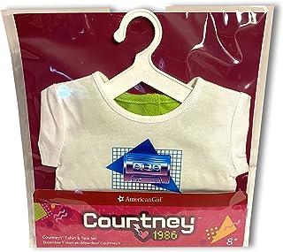 American Girl Courtney's T-Shirt & Tank Set