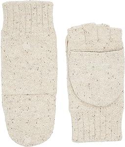 Classic Knit Flip Mittens