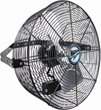 Maxxair Commercial Industrial High Velocity Wall Mount Fan, 18-Inch, | Heavy Duty Grade for Patio, Barn, Shop | 18 Inches