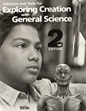 Solutions and Tests for Exploring Creation with General Science, 2nd Edition
