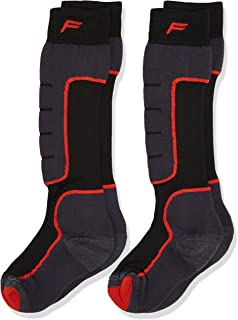 F Lite Niños Calcetines de esquí Esquí SA 100 Double Calcetines