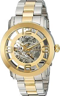 Invicta 22583 Reloj analógico de dos tonos para hombre con visualización automática