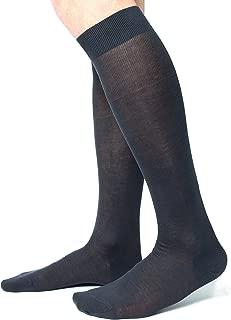2 o 3 Nero Non Elastico Calze Invernali 6-11 Adulti Da Uomo Thermal Sock Confezione da 1