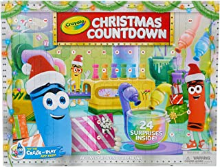 Crayola Christmas Advent Calendar