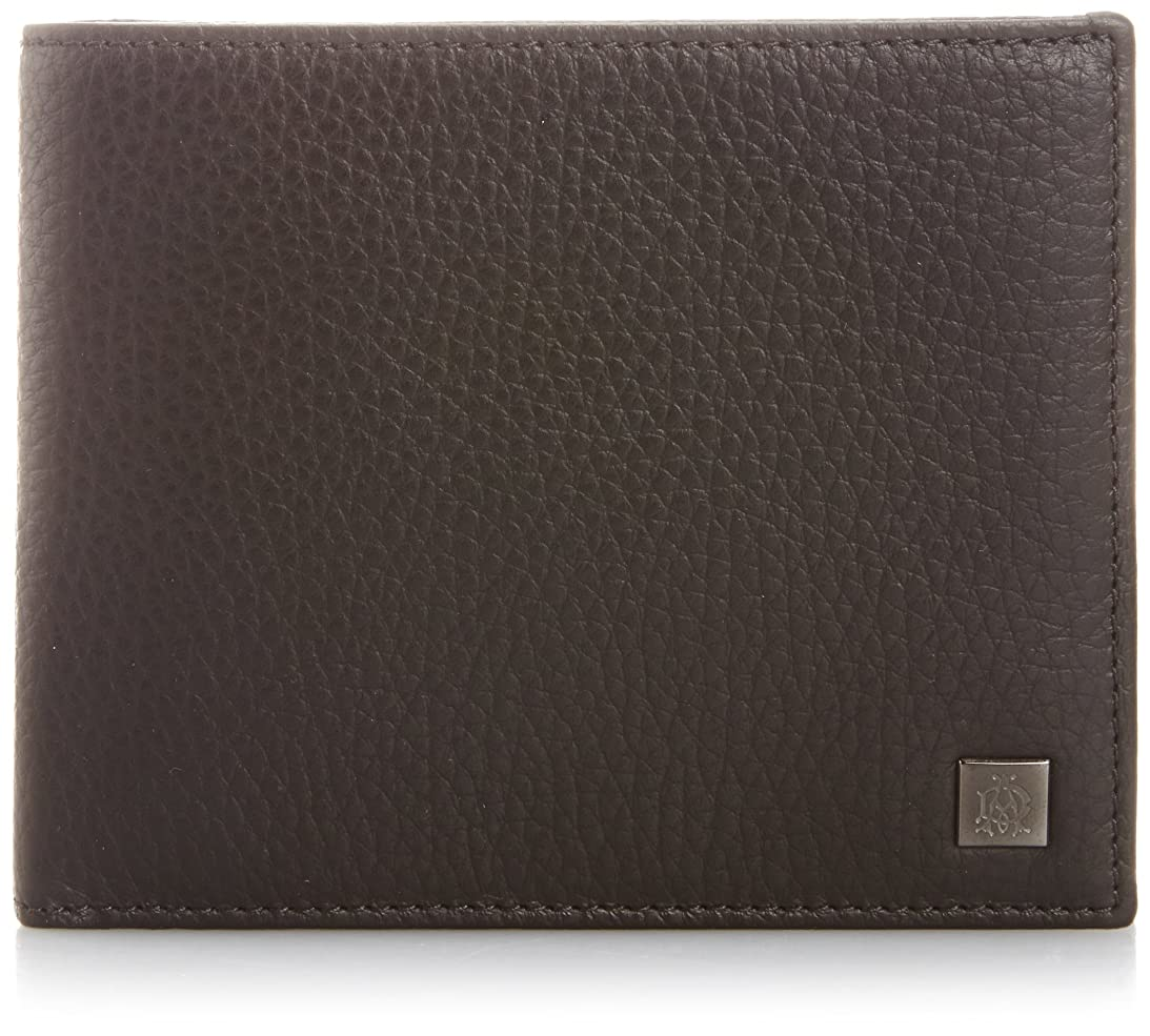 偏差損なう紛争[ダンヒル] Dunhill 二つ折り財布(小銭入れ付) 【並行輸入品】