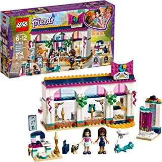 LEGO Friends Andrea's Accessories Store 41344 Building Kit (294 Pieces)