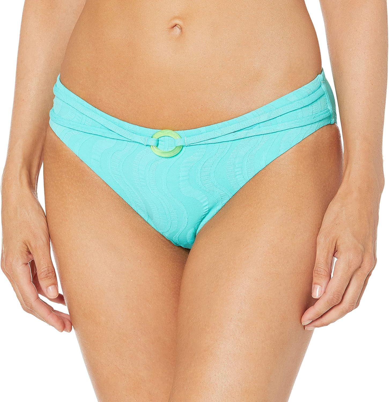 Trina Turk Women's Essential Hipster Bikini Swimsuit Bottom