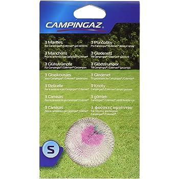 3er Pack Campingaz Camping GAZ Gl/ühstr/ümpfe Gr S