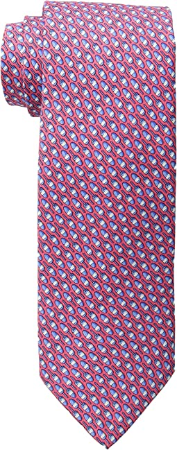 Vineyard Vines - Lobster Buoys Printed Tie