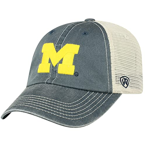 low priced a0c5f 36d6d Top of the World NCAA Men s Hat Adjustable Vintage Team Icon