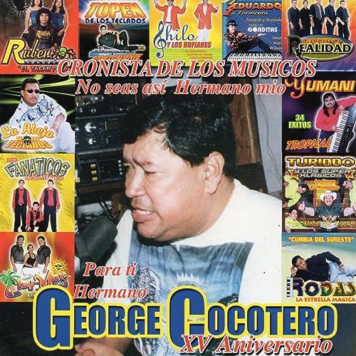 Homenaje a George Cocotero