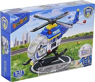 BanBao Police Chopper Building Kit (122 Piece)