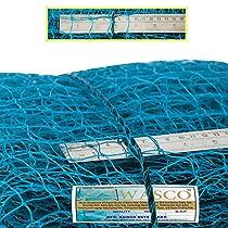 Wasco Anti Bird Net For Balcony, 4 x 6, (Blue)