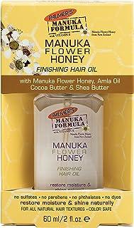 Palmer's Manuka Honey Finishing Hair Oil