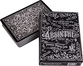 Ellusionist Absinthe  Playing Cards Deck