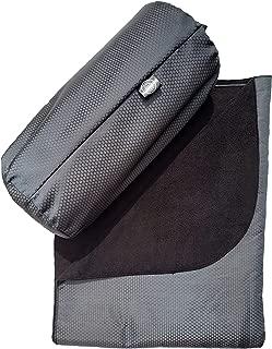 Savior Survival Gear – Outdoor Blanket – Large Premium Fleece Blanket That is Windproof, Waterproof, and Lightweight (Perfect Fleece Stadium Blanket - Picnic Blanket - Camp Blanket - Hiking Blanket)