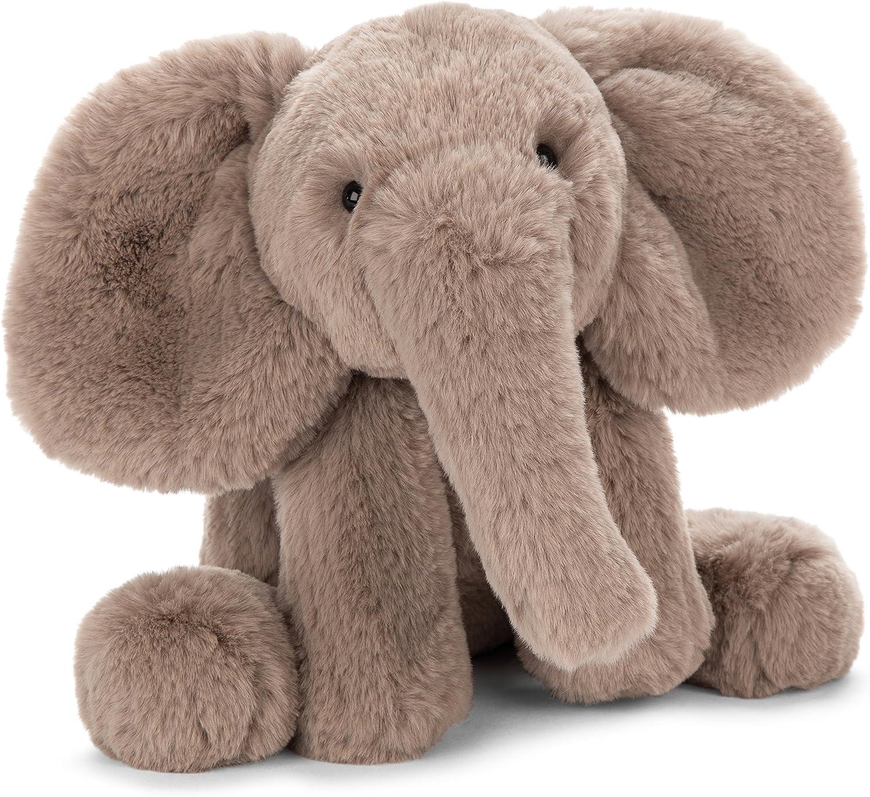 12 Piece Elephant Felt Animals 2-Inch