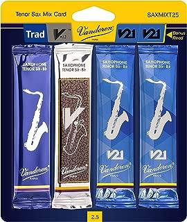 Other Tenor Saxophone Mix Card 2.5 ((SAXMIXT25))