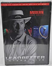 David Leadbetter Interactive DVD Set with Free Swing Analysis Software